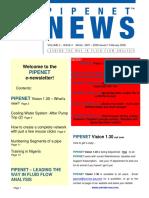 Pipenet News Winter 2008