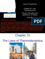 04 Law Thermodynamics