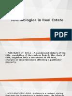 Terminologies in Real Estate.pptx