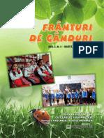 Revista FRÂNTURI DE GÂNDURI Nr. 8