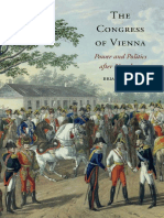 The Congress of Vienna Power