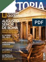 Historia National Geographic Agosto 2014