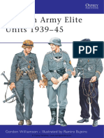 German Army Elite Units (1939-45)
