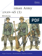 The German Army Blitzkrieg (1939-45) (1)