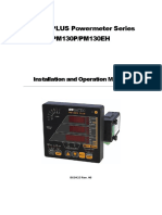 PM130 PLUS Operating Manual