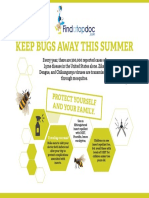 Keep Bugs Away This Summer