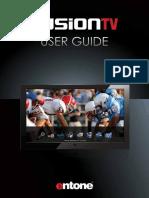 Entone FusionTV User Guide (Web) - Final