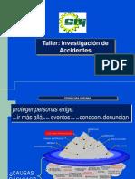 Taller Inv. Accidentes