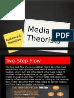 Media Theorists Presentation