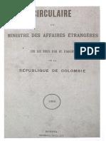 Empresas Extranjereas en El Sector Del Oro y de La Plata en Colombia 1870-1914
