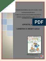 Apostila II. Limites e derivadas