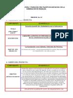 PROPUESTA PASTORAL JUVENIL Y FUNDACION CREA TALENTO EN ASOCIACION CON LA GOBERNACION DE RISARALDA.docx