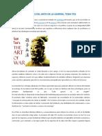 Las Mejores Frases Del Arte de La Guerra