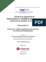 Técnicas de Auditoría Módulo IV Carlos Parra