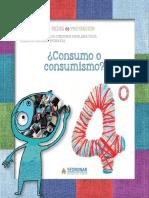 Alumnos. Consumo o Consumismo 4to