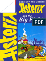07- Asterix and the Big Fight - Goscinny