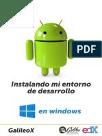 EntornodeDesarrollo Windows