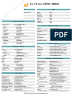 cPanel Cheat Sheet