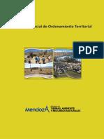 Plan Ordenamiento Territorial de Mendoza