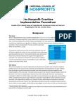 Nonprofit Overtime Implementation Conundrum