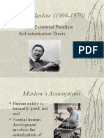 personalitymaslow ppt