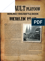 Assault Platoon - Battle Book Berlino