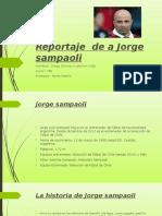 Reportaje de Sampaoli