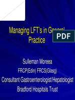 Abnormal LFTs in General Practice
