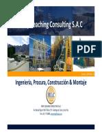 Presentacion Empresarial Hlc, May 14
