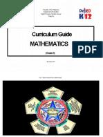 CG Math 5 (December 2013)