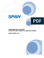 WEPLS Guidelines (SPAN)