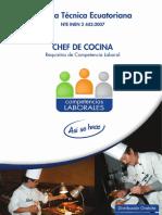 INEN Chef de Cocina