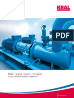KRAL Screw Pumps Brochure