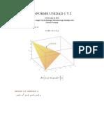 Ejercicios de doble integral, y triple integral.