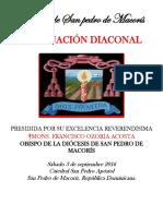 Ordenación Diaconal 2016, Leudy, Milthon, Jean, 1.pdf