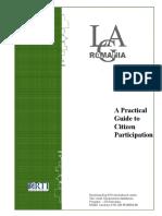 01 a Practical Guide to Citizen Participation
