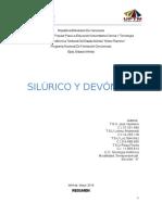 Trabajo DEVONICO -SILURICO Correjidolisto