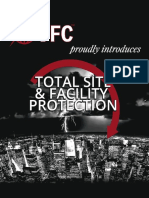 Total Site and Facility Protection Brochure