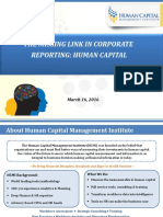The Missing Link in Corporate Reporting