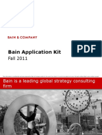 Bain Application Toolkit_2011