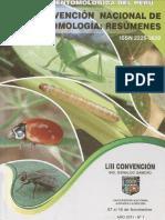 Incidencia de moscas de la fruta Anastrepha halladas en Zapote (Matisia Cordata) en tres pisos altitudinales y en época de alta precipitación, Huánuco, Perú.