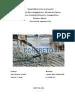 Ductibilidad en Estructuras Concreto I