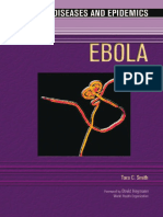 (Deadly Diseases & Epidemics) Tara C. Smith, Edward I. Alcamo-Ebola-Chelsea House Pub (Library) (2005)