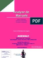 Agenda Presentation