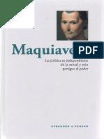 11 Maquiavelo