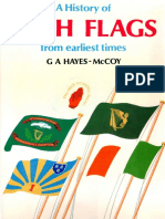 A History of Irish Flags From Earliest Times FENIAN GA Hayes McCoy