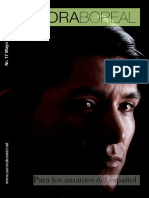 Aurora Boreal - Imprenta Perú 2015