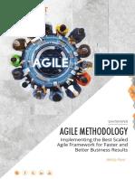 Agile Methodology 2016