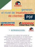Diapositica SODIMAC