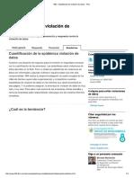 IBM - Estadísticas de Violación de Datos - Perú